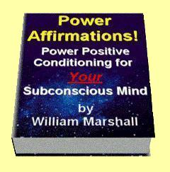 Free Power Affirmations e-book